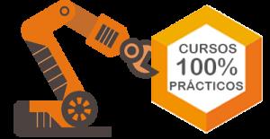 ICONO CURSOS 100 PRACTICOS CON ROBOT