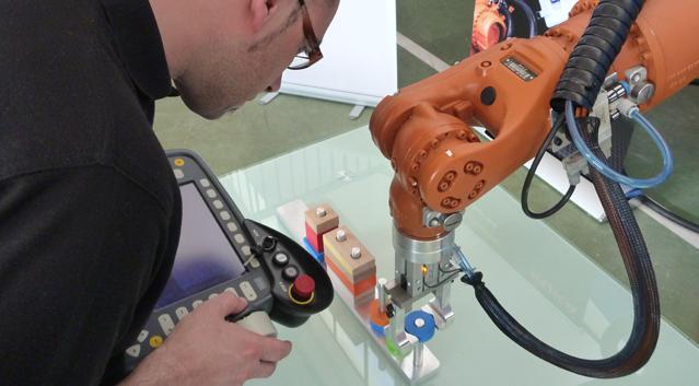 cursos robotica abb