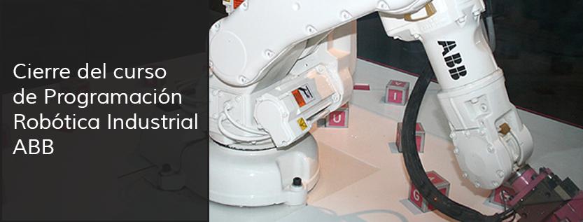 curso robotica industrial