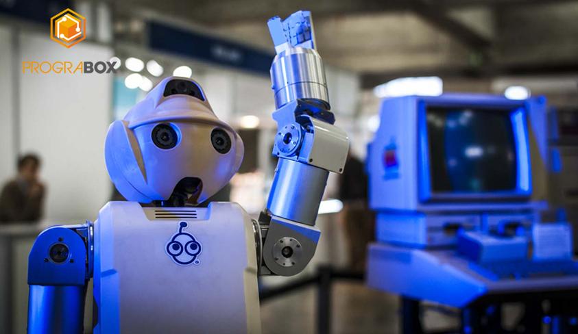 prograbox robots feria robotica