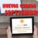 cursos robotica septiembre