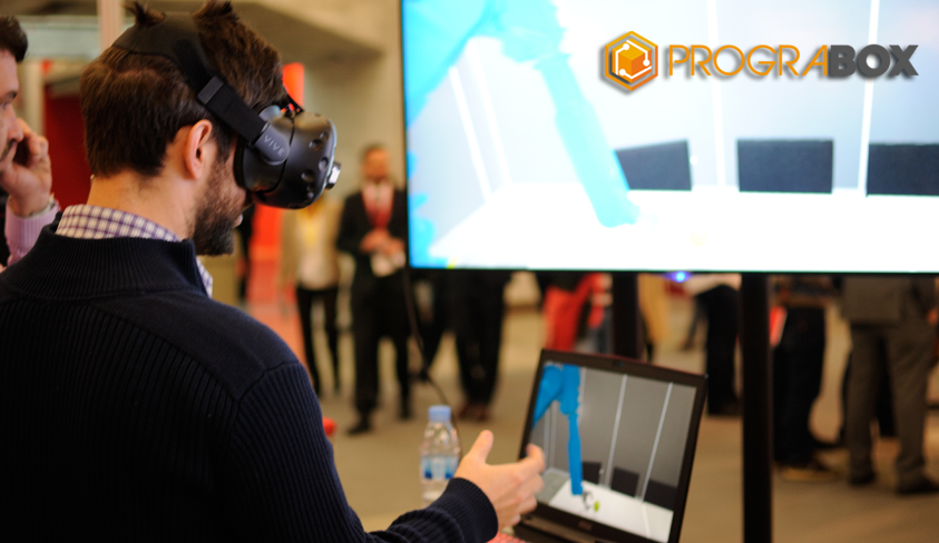 global robot expo 2017 prograbox