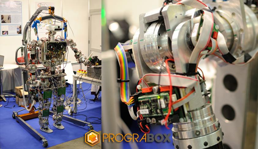 Global robot expo 2017 robots