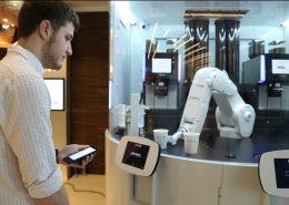 cafeteria automatizada