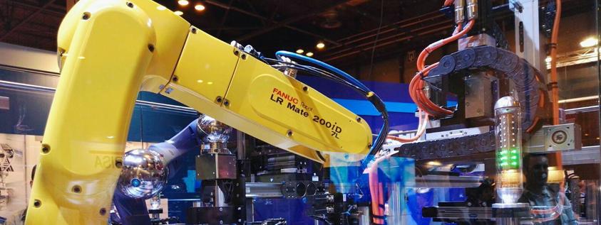 retos y futuro robotica industrial