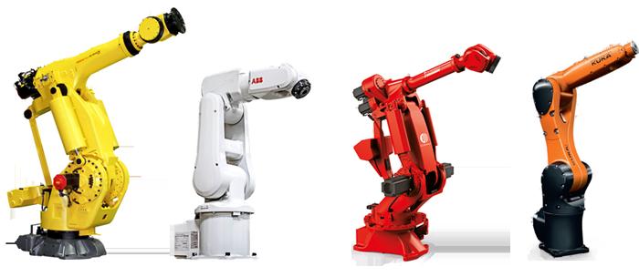 Programacion Robots industriales