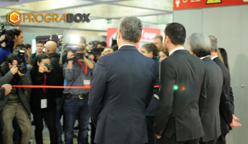 Global robot expo 2017 prensa