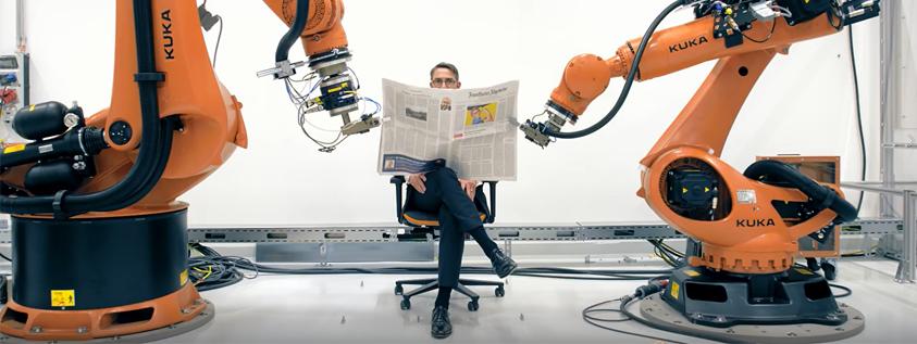 programacion robots Kuka