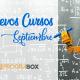 Nuevos cursos septiembre Prograbox