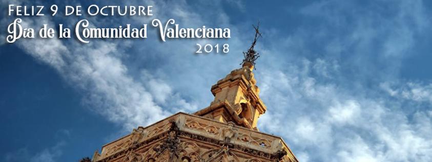 Feliz 9 octubre valencianos