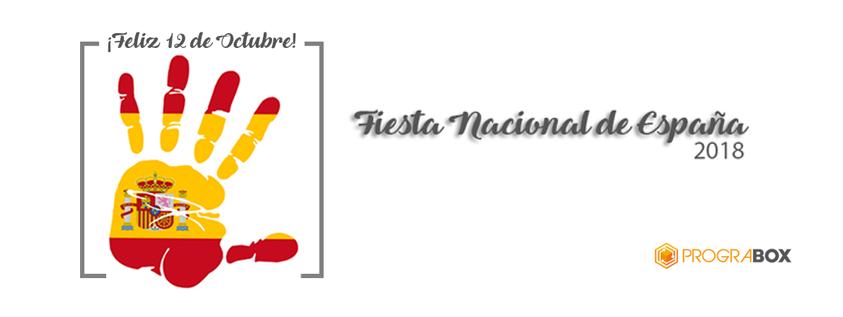 Feliz dia Espana Prograbox