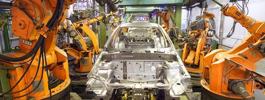 seguridad robots industriales